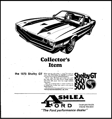Shelby Dealers